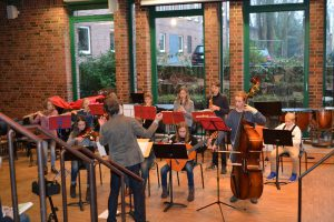 Sinfonietta der Waldorfschule Stade