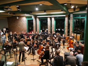 """""""Sinfonia"""" (Oberstufenorchester)"""
