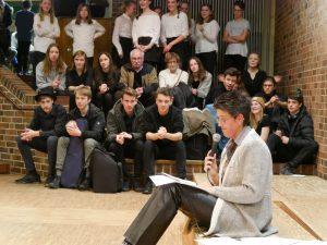 """""""Jugend musiziert"""" Bekanntgabe der Ergebnisse"""